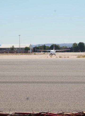 Obra de primer establecimiento para el Servicio Aéreo de la Guardia Civil en la base aérea militar de Torrejón de Ardoz